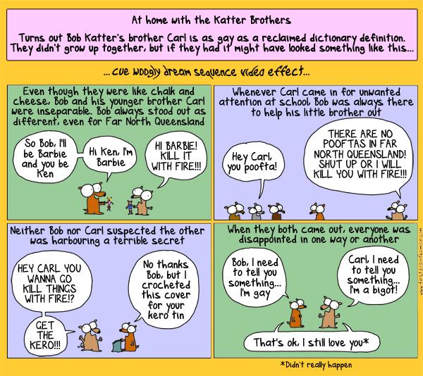 Queer as a three Bob note…