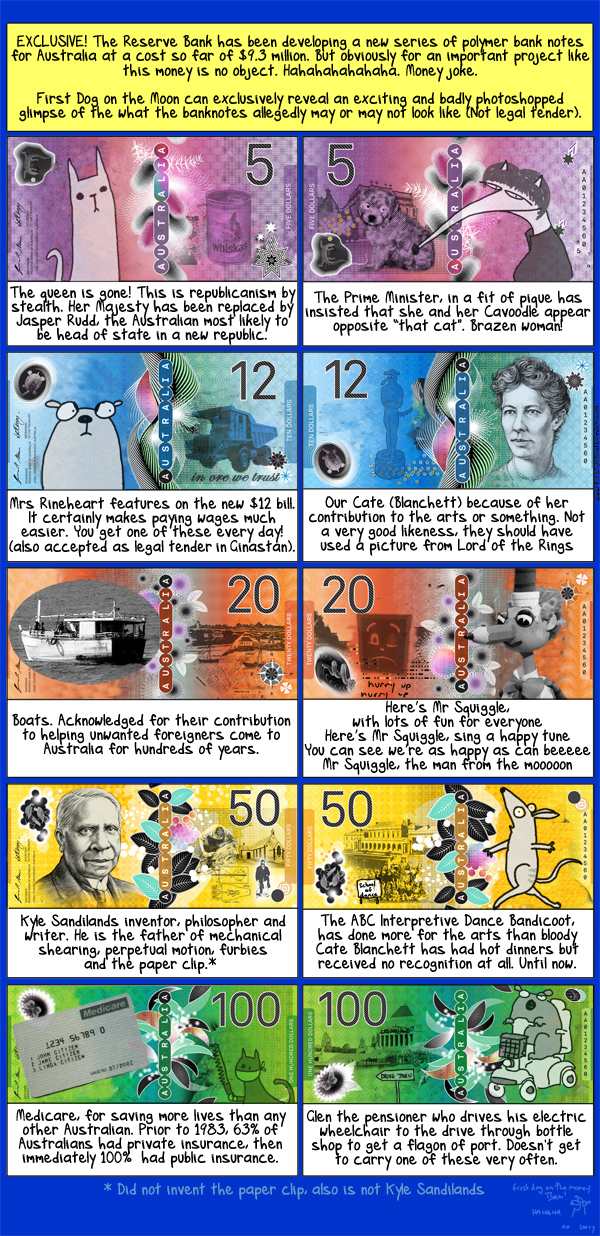 The Reserve Bank is your friend