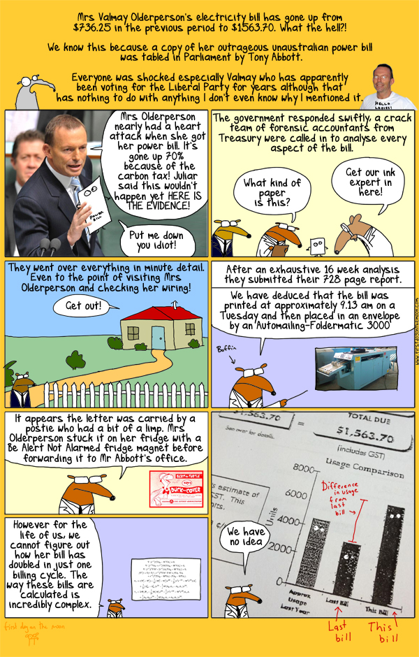 Electricity Bill Shock Gate Exposed!