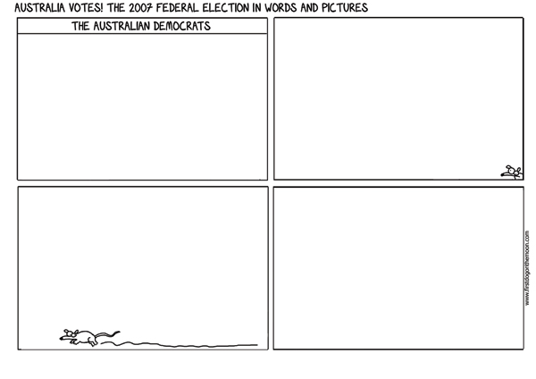 Australia Votes! The 2007 Federal Election in Words andPictures