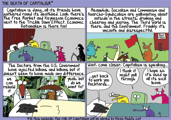 The Death ofCapitalism