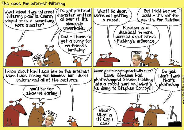 The case for internetfiltering