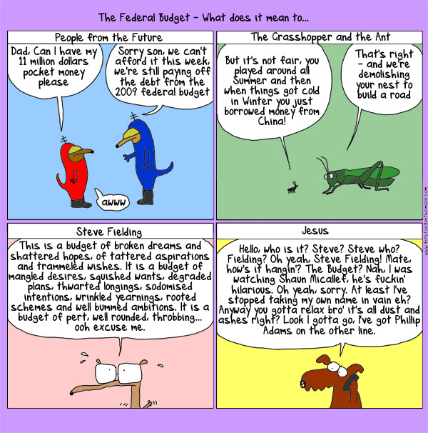 The Federal Budget — what does it meanto…