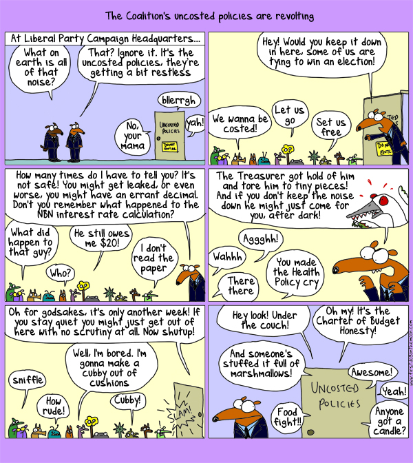 The Charter of Budget Honesty notexplained